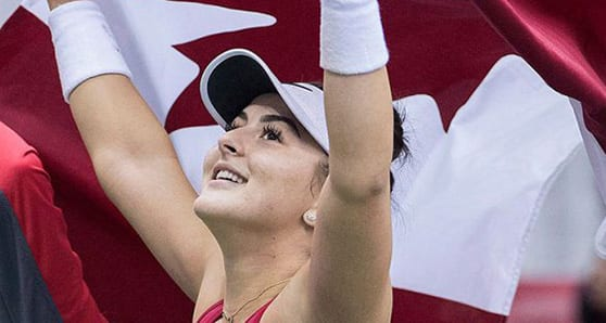 Andreescu poised for even more greatness