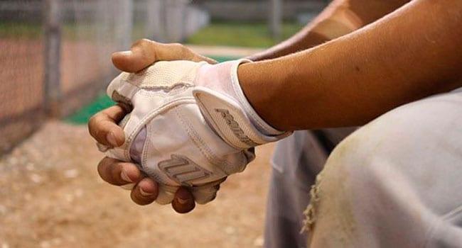 Baseball being buried by a tsunami of cheat
