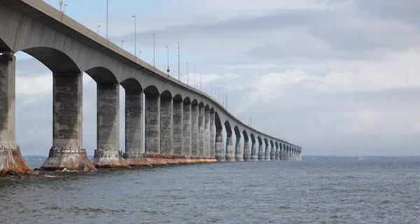 Tolls the fairest way to fund P.E.I.'s Confederation Bridge