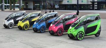 Toyota turns heads – and tight corners – with i-Road