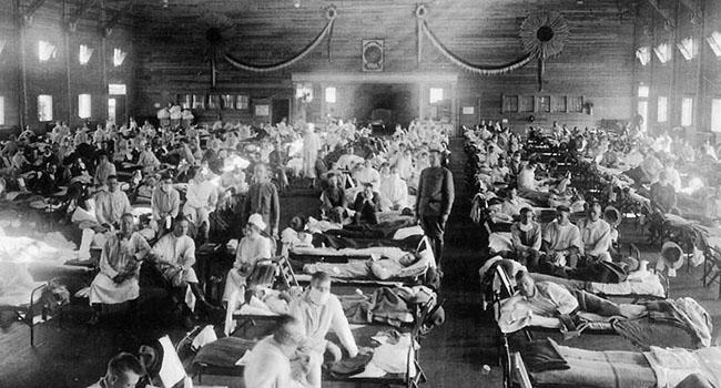 COVID-19's elder virus brother, the Spanish flu