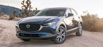 Mazda CX-3 nimble and versatile