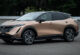 All-electric Nissan Ariya arrives, along with a revived Ford Bronco