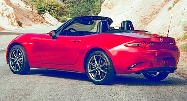 Mazda keeps hitting all the right notes with MX-5