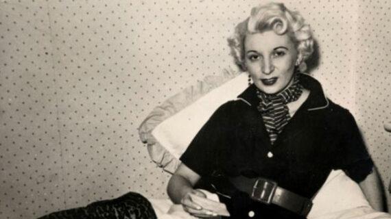 Ruth Ellis the last hanged woman in Britain