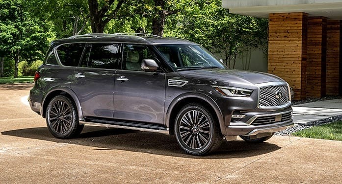 2021 Infiniti QX80 is an SUV I actually like