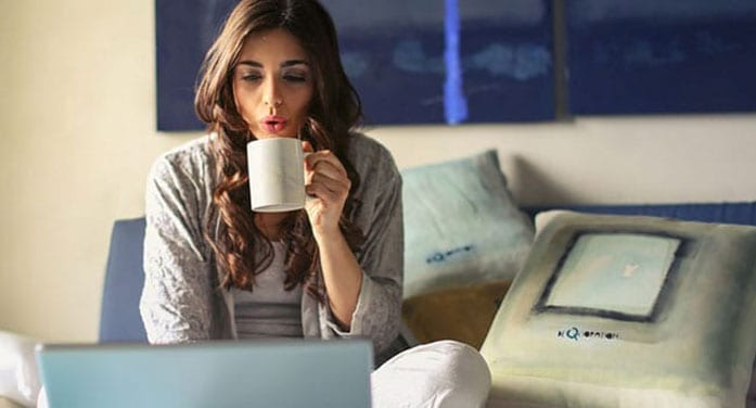 Working from home may revolutionize businesses
